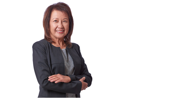 A Q&A with Gloria Goh