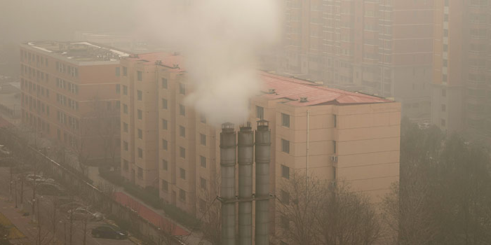 China's haze hits market